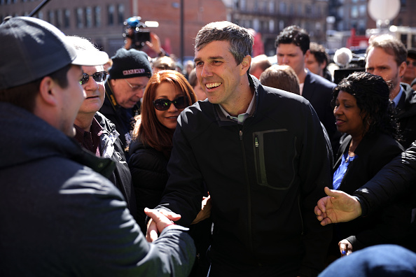 Chip Somodevilla「Beto O'Rourke Begins First Campaign Swing In Iowa As A Presidential Candidate」:写真・画像(7)[壁紙.com]