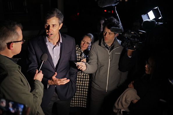 Chip Somodevilla「Beto O'Rourke Begins First Campaign Swing In Iowa As A Presidential Candidate」:写真・画像(15)[壁紙.com]