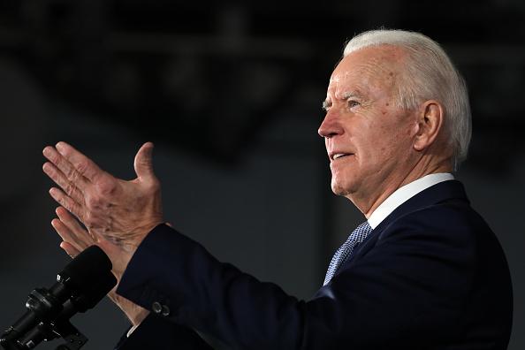 Success「Democratic Presidential Candidate Joe Biden Holds South Carolina Primary Night Event In Columbia」:写真・画像(16)[壁紙.com]