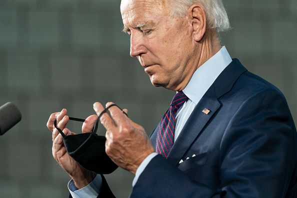Presidential Candidate「Presidential Candidate Joe Biden Speaks In Lancaster On Health Care」:写真・画像(18)[壁紙.com]