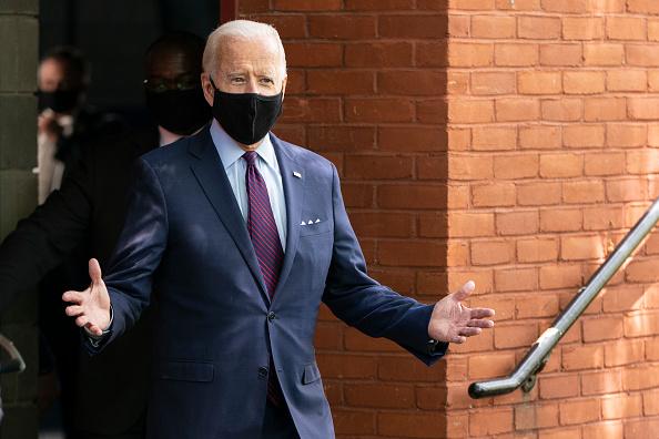 Joshua Roberts「Presidential Candidate Joe Biden Speaks In Lancaster On Health Care」:写真・画像(15)[壁紙.com]