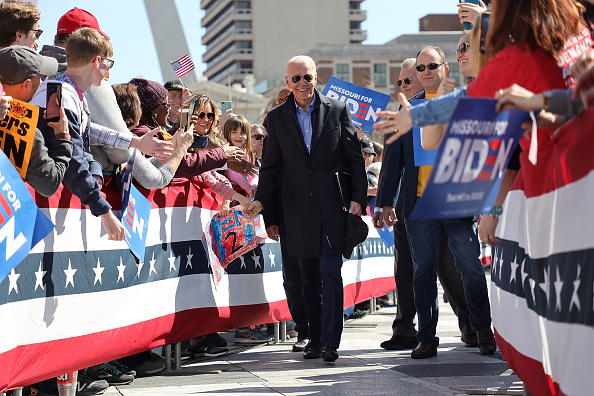Missouri「Presidential Candidate Joe Biden Campaigns In St. Louis」:写真・画像(14)[壁紙.com]