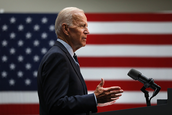 Speech「Presidential Candidate Joe Biden Delivers Foreign Policy Address In New York」:写真・画像(12)[壁紙.com]