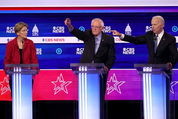 Charleston - South Carolina「Democratic Presidential Candidates Debate In Charleston Ahead Of SC Primary」:写真・画像(15)[壁紙.com]