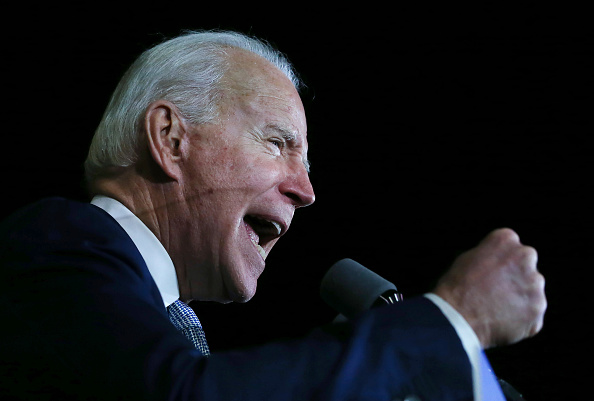 Super Tuesday「Presidential Candidate Joe Biden Holds Super Tuesday Night Campaign Event In Los Angeles」:写真・画像(2)[壁紙.com]
