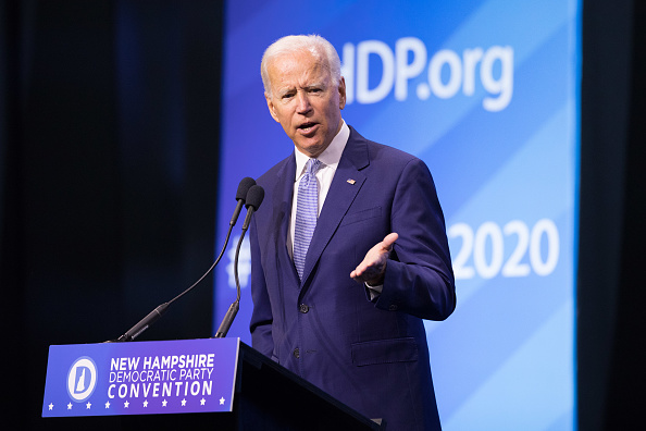 Candidate「Presidential Candidates Attend New Hampshire Democratic Party Convention」:写真・画像(19)[壁紙.com]