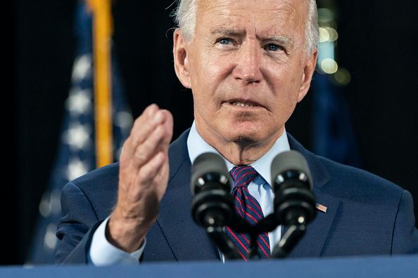 Joshua Roberts「Presidential Candidate Joe Biden Speaks In Lancaster On Health Care」:写真・画像(16)[壁紙.com]