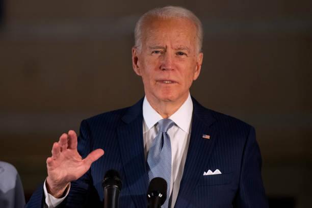 Presidential Candidate Joe Biden Makes Primary Night Remarks In Philadelphia:ニュース(壁紙.com)