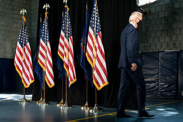 Joshua Roberts「Presidential Candidate Joe Biden Speaks In Lancaster On Health Care」:写真・画像(10)[壁紙.com]