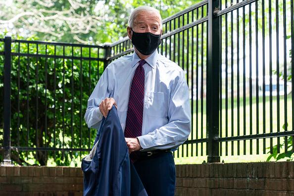 Joshua Roberts「Presidential Candidate Joe Biden Speaks In Lancaster On Health Care」:写真・画像(18)[壁紙.com]