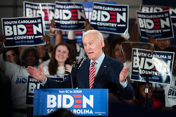 South Carolina「Presidential Candidate Joe Biden Holds Rally In SC On Night Of NH Primary」:写真・画像(6)[壁紙.com]