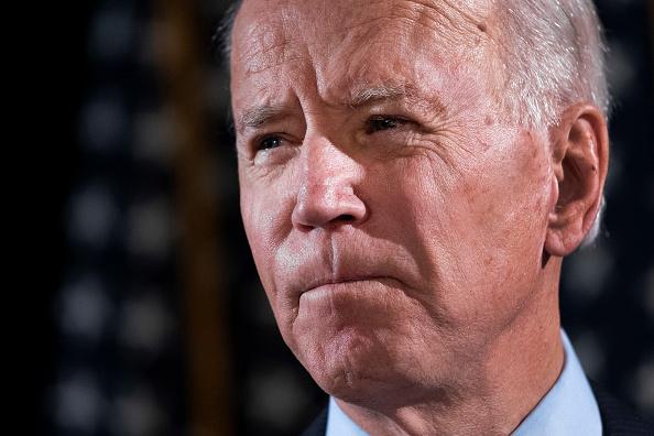 Speech「Candidate Joe Biden Delivers Remarks On Coronavirus Outbreak」:写真・画像(13)[壁紙.com]