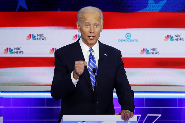 Debate「Democratic Presidential Candidates Participate In First Debate Of 2020 Election Over Two Nights」:写真・画像(7)[壁紙.com]