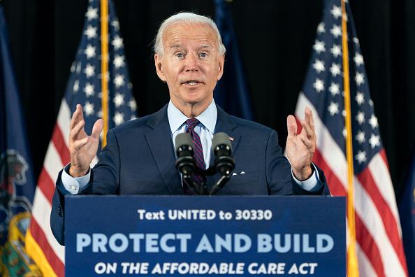 Joshua Roberts「Presidential Candidate Joe Biden Speaks In Lancaster On Health Care」:写真・画像(14)[壁紙.com]