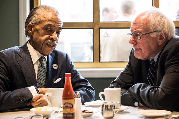 Al Sharpton「Bernie Sanders Meets With Al Sharpton In New York」:写真・画像(16)[壁紙.com]