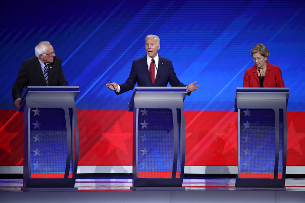 Texas Southern University「Democratic Presidential Candidates Participate In Third Debate In Houston」:写真・画像(13)[壁紙.com]