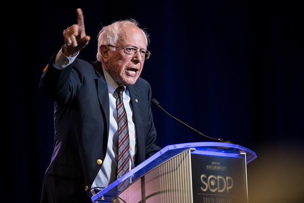 Bernie Sanders「Democratic Presidential Candidates Attend The South Carolina Convention」:写真・画像(12)[壁紙.com]