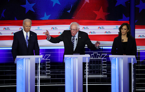 Candidate「Democratic Presidential Candidates Participate In First Debate Of 2020 Election Over Two Nights」:写真・画像(8)[壁紙.com]