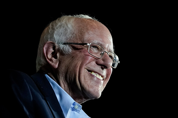 Nevada「Democratic Presidential Candidate Sen. Bernie Sanders Campaigns In Texas」:写真・画像(19)[壁紙.com]