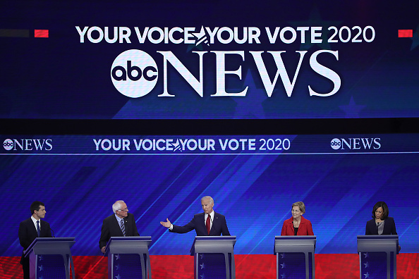 Texas Southern University「Democratic Presidential Candidates Participate In Third Debate In Houston」:写真・画像(10)[壁紙.com]