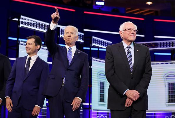 候補「Democratic Presidential Candidates Participate In First Debate Of 2020 Election Over Two Nights」:写真・画像(5)[壁紙.com]