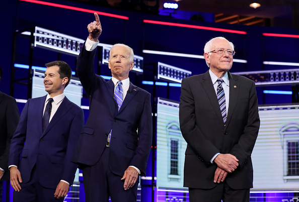 Candidate「Democratic Presidential Candidates Participate In First Debate Of 2020 Election Over Two Nights」:写真・画像(3)[壁紙.com]