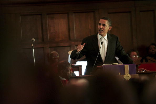 Brown Chapel AME Church - Selma「Clinton, Obama Commemorate Historic Selma March」:写真・画像(18)[壁紙.com]