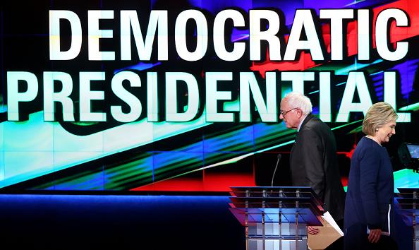 Super Tuesday「Democratic Presidential Candidates Debate In Flint」:写真・画像(13)[壁紙.com]