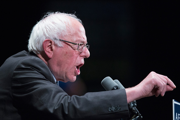 Super Tuesday「Bernie Sanders Holds Campaign Rally In Chicago Ahead Of Illinois Primary」:写真・画像(0)[壁紙.com]