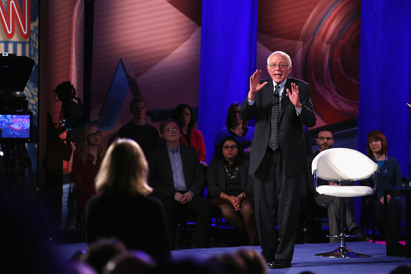 Town Hall「Democratic Presidential Candidates Participate In Town Hall Meeting In Iowa」:写真・画像(7)[壁紙.com]