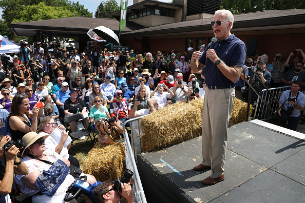 Iowa「Presidential Candidates Hit The Soapbox At The Iowa State Fair」:写真・画像(8)[壁紙.com]
