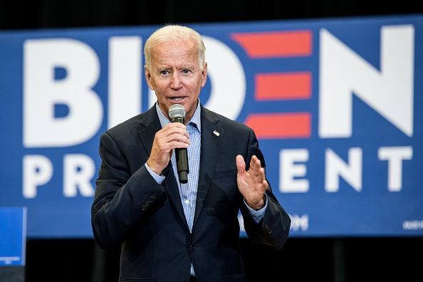 Speech「Democratic Presidential Candidate Joe Biden Holds South Carolina Town Hall」:写真・画像(19)[壁紙.com]