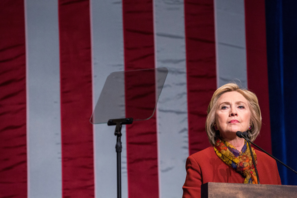 Secretary Of State「Hillary Clinton Meets With Civil Rights Leaders In New York City」:写真・画像(7)[壁紙.com]