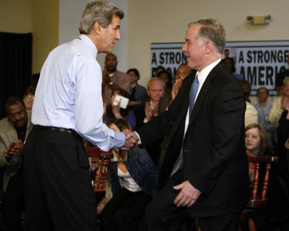Oregon - US State「Kerry Campaigns In Oregon」:写真・画像(18)[壁紙.com]