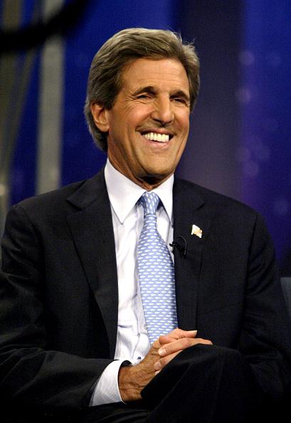 John Kerry「John Kerry On The Daily Show With Jon Stewart」:写真・画像(10)[壁紙.com]
