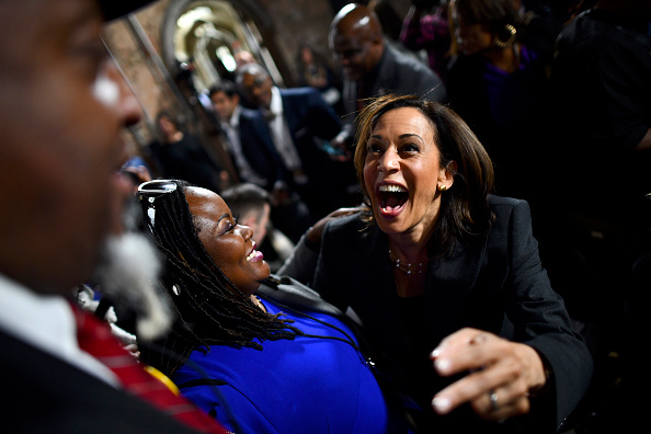 Mark Makela「Presidential Candidates Attend Town Hall Hosted By Formerly Incarcerated People」:写真・画像(13)[壁紙.com]