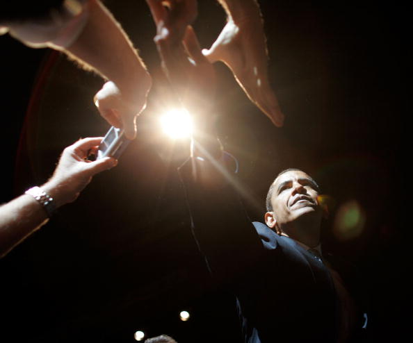 Florida - US State「Obama Campaigns In Miami」:写真・画像(15)[壁紙.com]