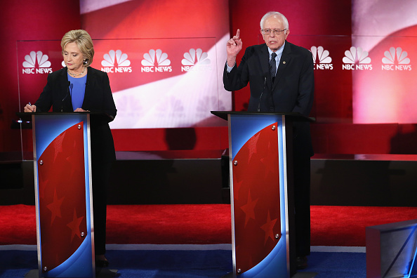 Charleston - South Carolina「Democratic Presidential Candidates Debate In Charleston, South Carolina」:写真・画像(19)[壁紙.com]