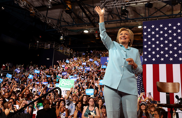 Florida - US State「Democratic Presidential Candidate Hillary Clinton Appears With Vice Presidential Pick Sen. Tim Kaine」:写真・画像(12)[壁紙.com]