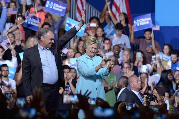 Florida - US State「Hillary Clinton Miami Rally」:写真・画像(10)[壁紙.com]