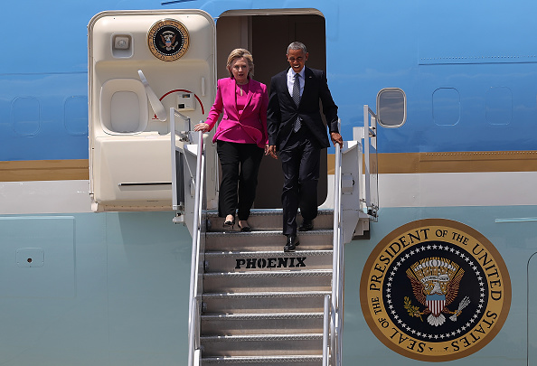 North Carolina - US State「President Obama Campaigns With Hillary Clinton In Charlotte」:写真・画像(13)[壁紙.com]
