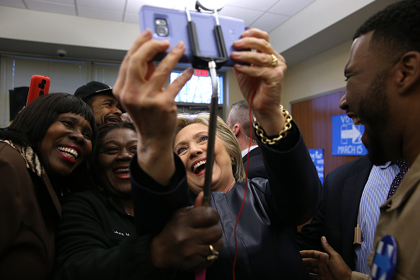 Missouri「Hillary Clinton Campaigns In Midwest Ahead Of Ohio's Primary」:写真・画像(3)[壁紙.com]