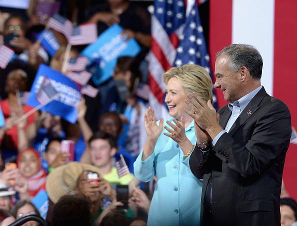 Florida - US State「Hillary Clinton Miami Rally」:写真・画像(17)[壁紙.com]
