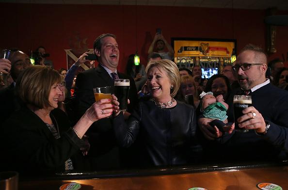 オハイオ州「Hillary Clinton Campaigns In Midwest Ahead Of Ohio's Primary」:写真・画像(17)[壁紙.com]