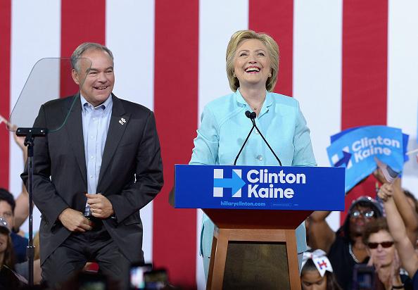 Florida - US State「Hillary Clinton Miami Rally」:写真・画像(11)[壁紙.com]