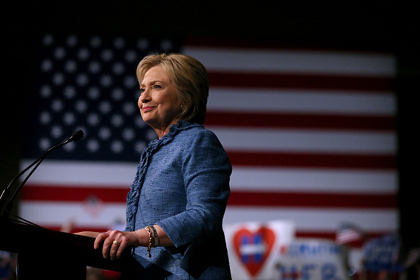 Florida - US State「Democratic Presidential Candidate Hillary Clinton Holds Primary Night Event In Florida」:写真・画像(9)[壁紙.com]