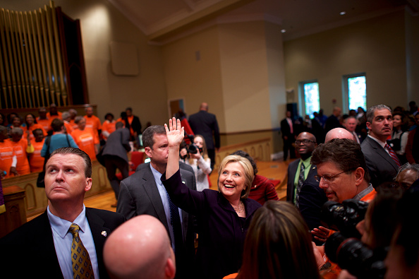 Methodist「Hillary Clinton Holds Campaign Event With Cory Booker In South Carolina」:写真・画像(14)[壁紙.com]