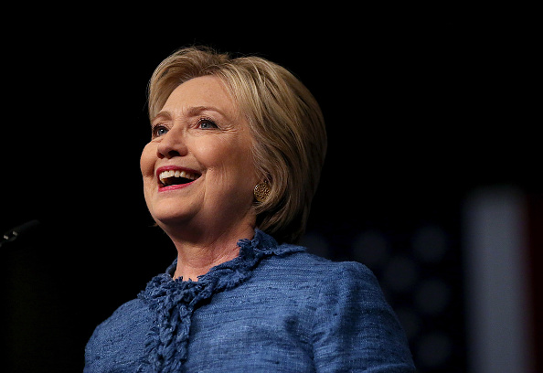 Florida - US State「Democratic Presidential Candidate Hillary Clinton Holds Primary Night Event In Florida」:写真・画像(4)[壁紙.com]