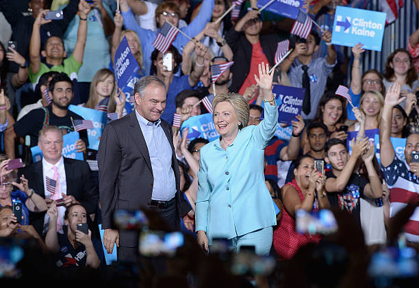Hillary Clinton Miami Rally:ニュース(壁紙.com)