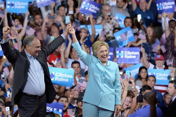 Florida - US State「Hillary Clinton Miami Rally」:写真・画像(15)[壁紙.com]